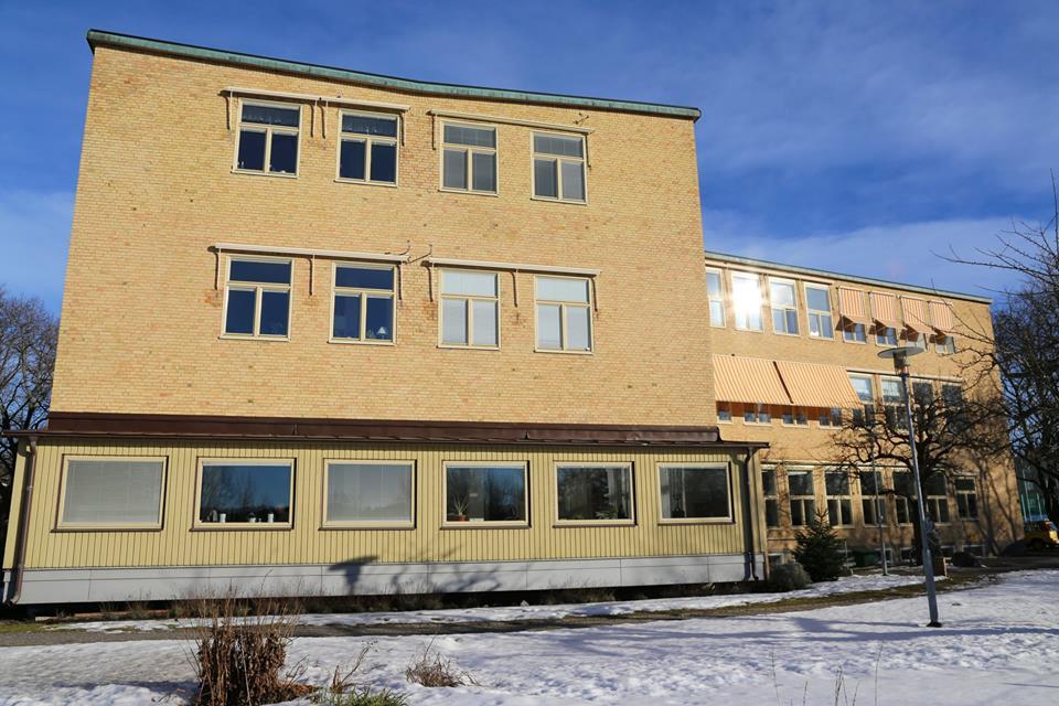 Ombyggnaden av Eriksdalsskolans pannrum och slöjdsalar var ett av JMs första projekt i den annorlunda omgivning som skapades efter reformerna 1992. Foto: Jan Jörnmark