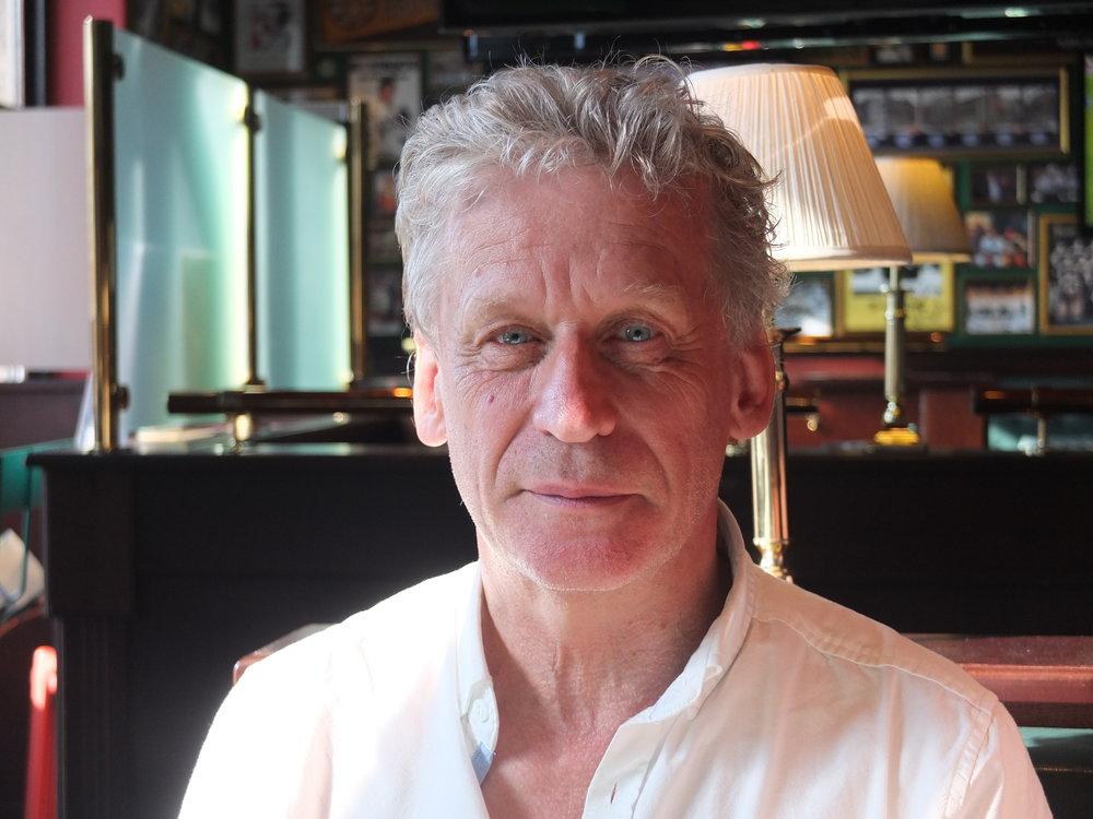 En kritiker av normkritik, Per-Axel Janzon. Foto: Dan Korn
