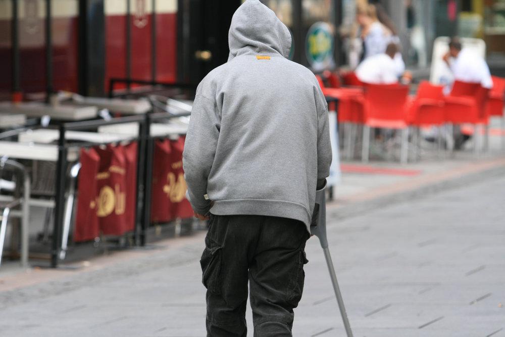 Tiggare i Oslo.Foto: Mostphotos.