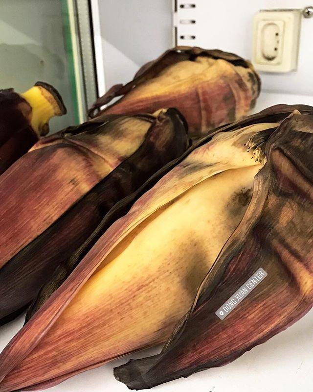 Banana Flower. Fragrant - Rustic - Exotic ingredient. #bananaflower #southeastasianingredients