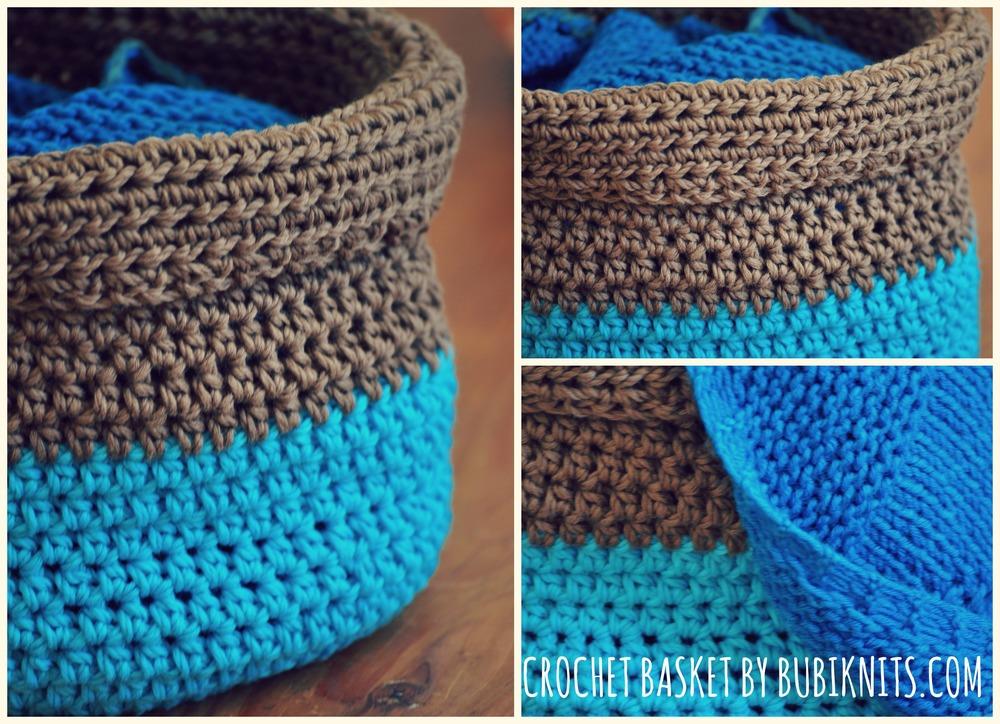 yarn used for this basket: Katia Yarns