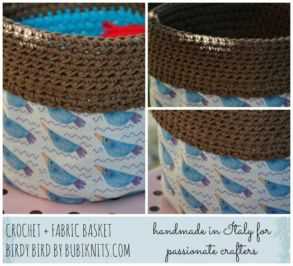 fabric: birdie by bubiknits