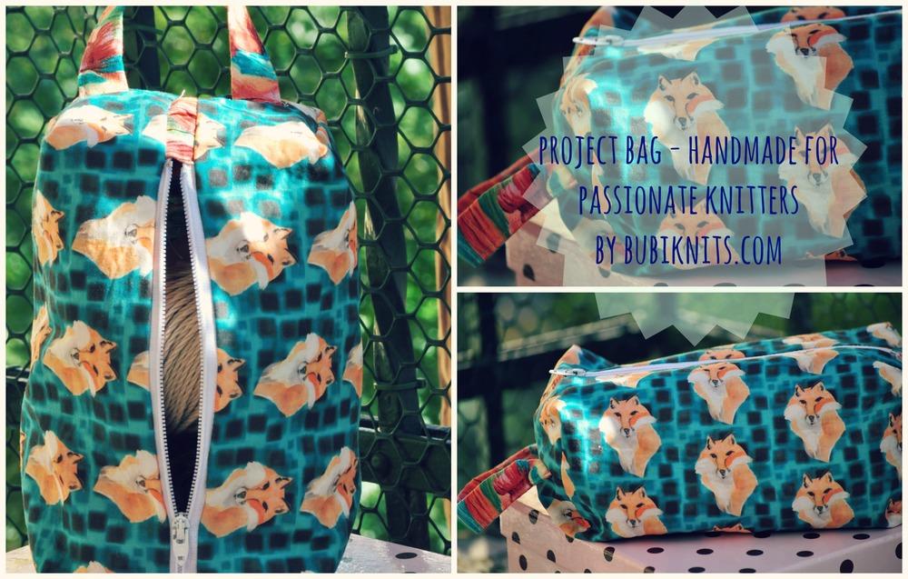 fabric: fox03 by bubiknits