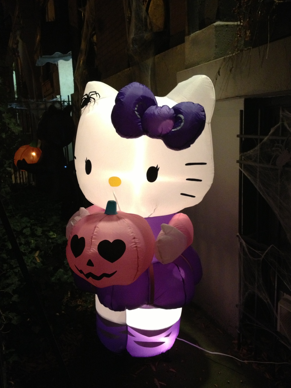 Hello Kitty for Halloween