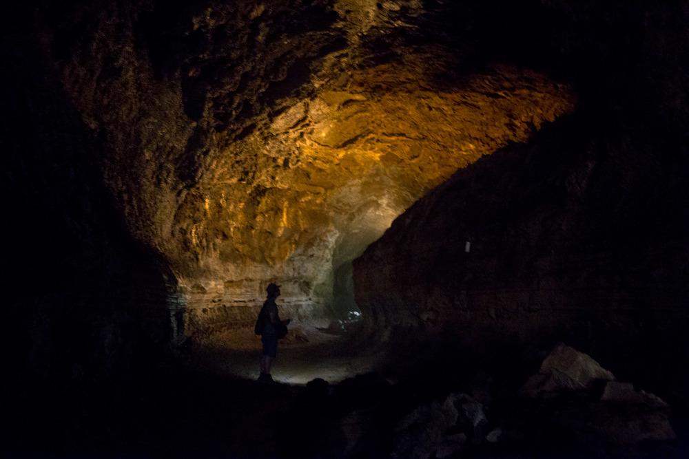 Lava tunnels
