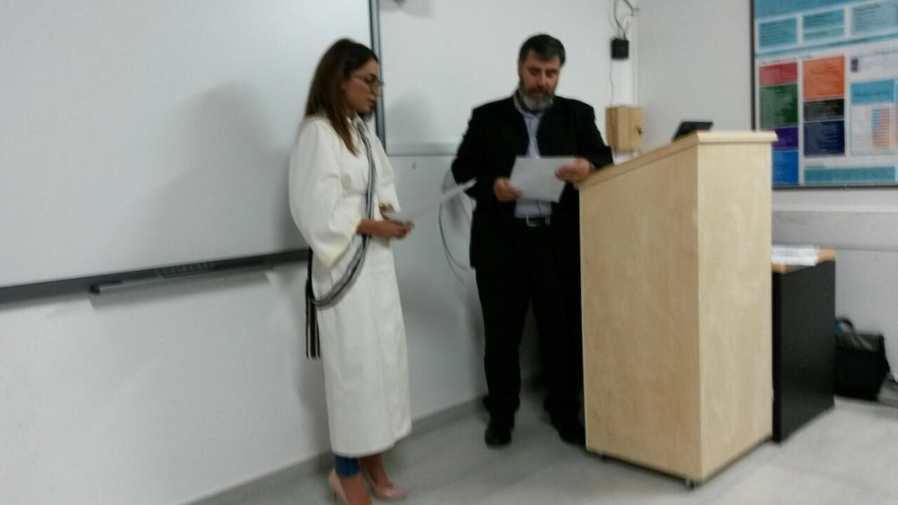 Ορκωμοσία αποφοίτησης Χάρις Πασιά Νοέμβριος 2017