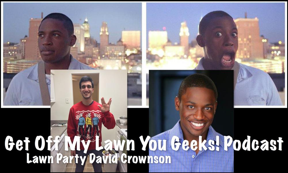 David Crownson!