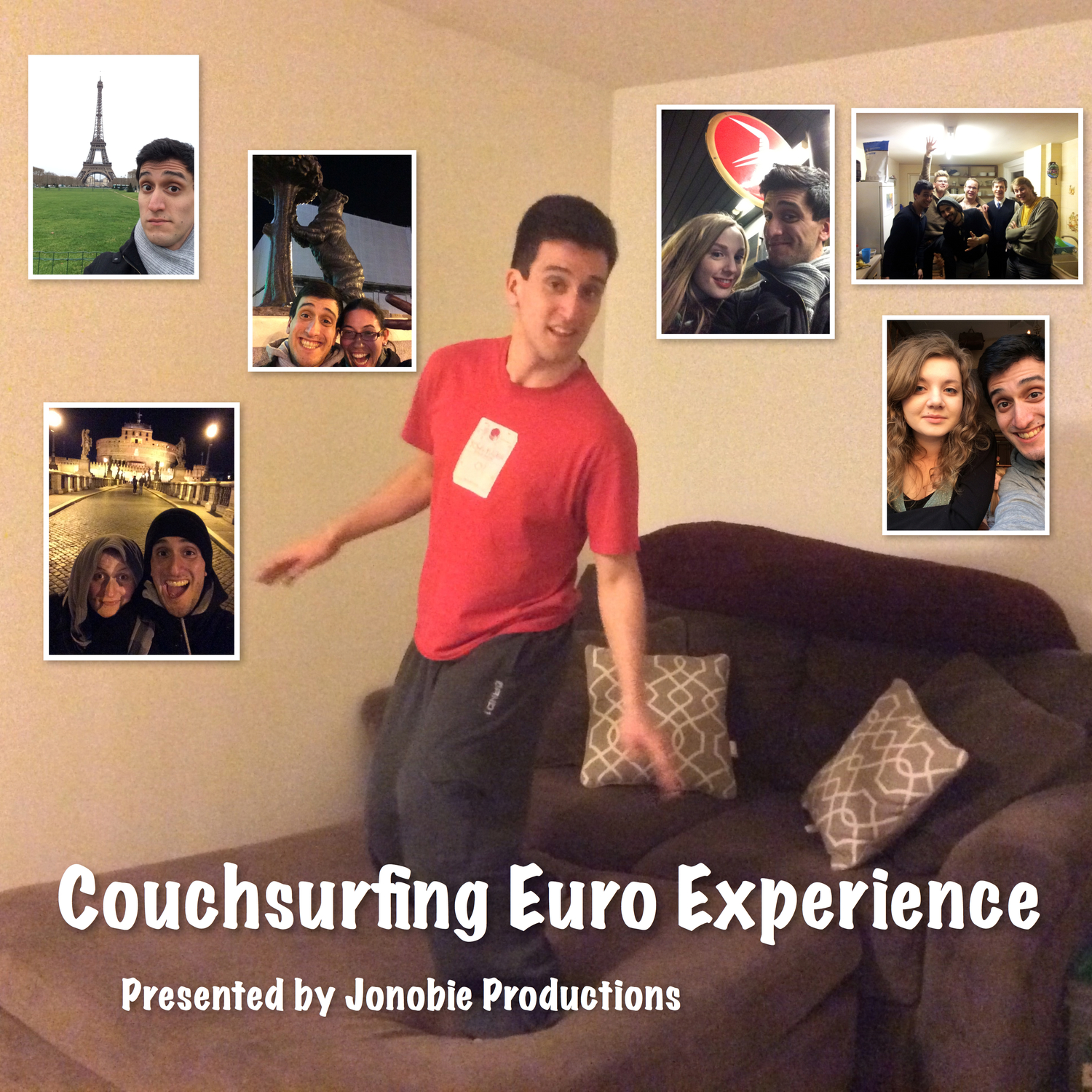 Couchsurfing Euro Experience - Jonobie Productions