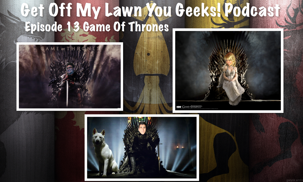 OUT NOW - GAME OF THRONES