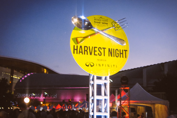 Harvest Night 2014 & 2015    (chef talent & culinary operations management)   Sold out from day one, the evening features 15 award-winning chefs sampling some of their favorite Southern-inspired dishes followed by a jam concert of rockstars and local musicians.