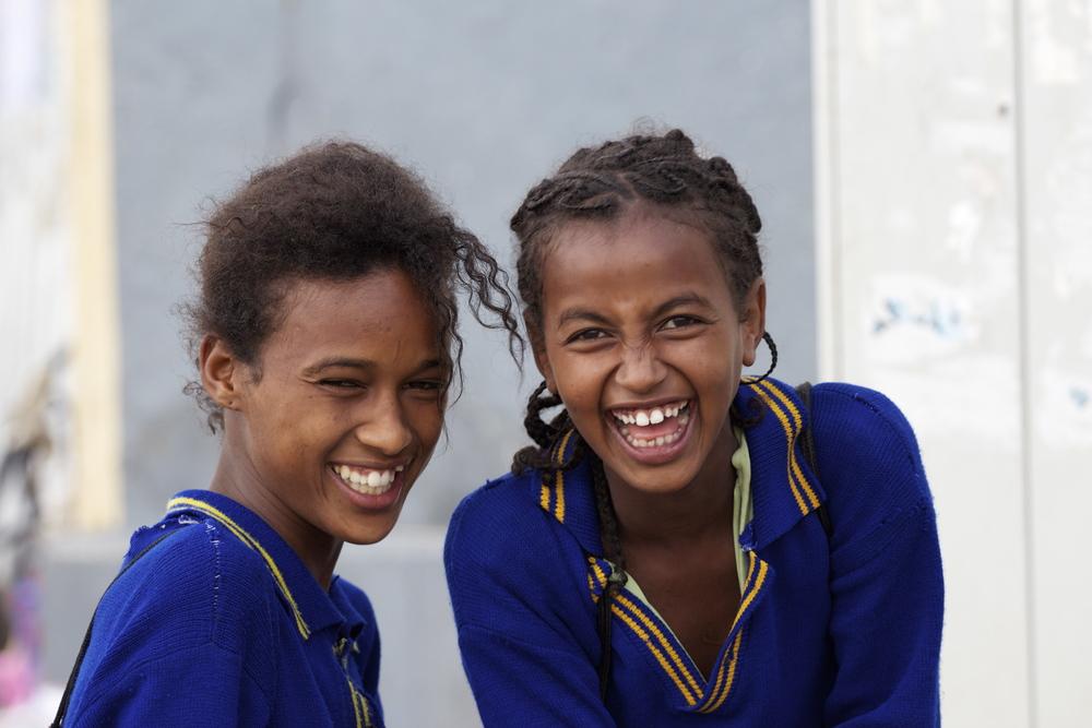 Street scene. Adigrat, Northern Ethiopia