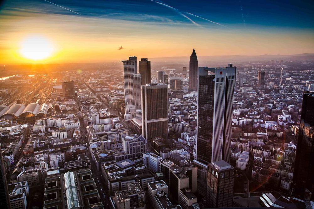 Frankfurt, Downtown