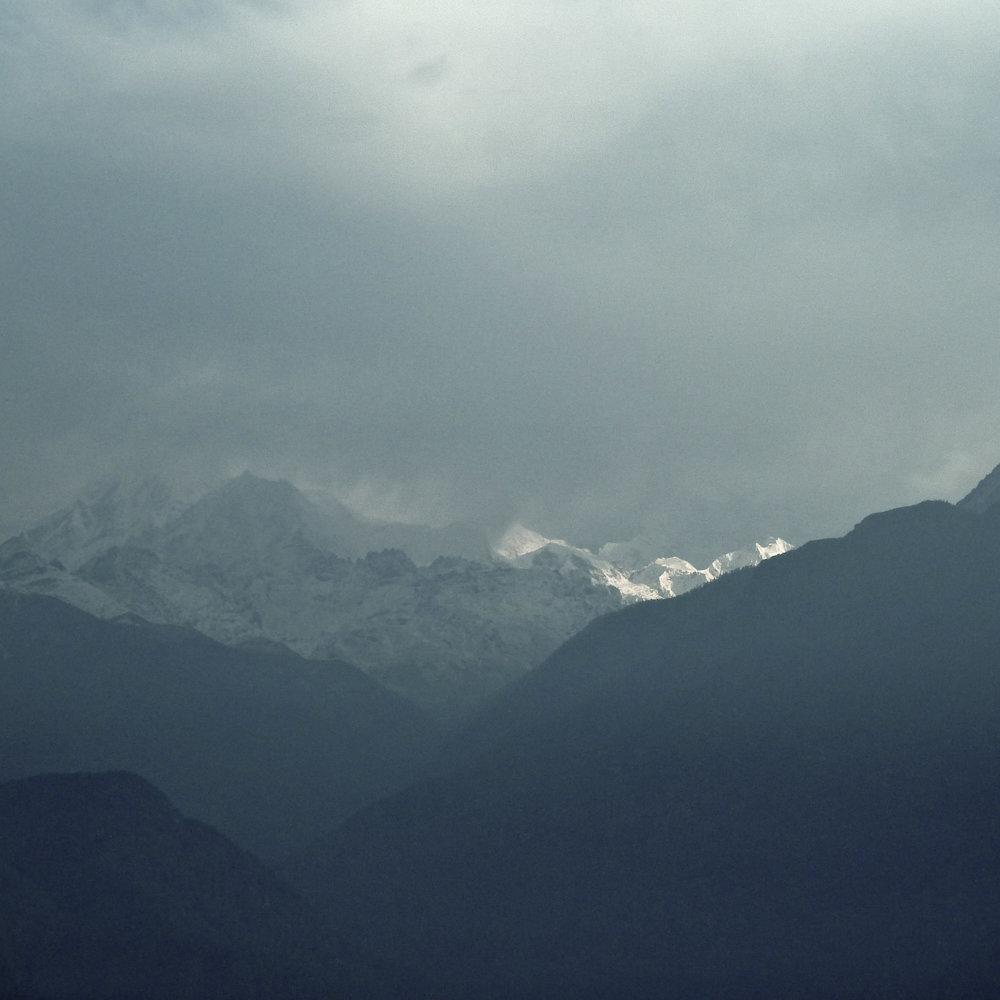 Kanchenjunga-Range, Himalayas 2011
