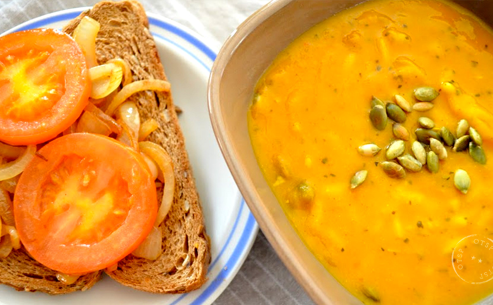 Idea107 channel the romance of nice with a savory pumpkin soup nicoisesoupg forumfinder Image collections