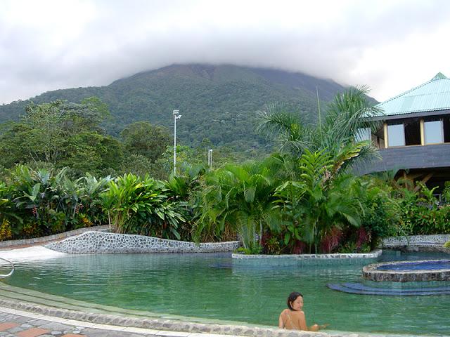 Baldi Hot Springs in  Arenal , Costa Rica