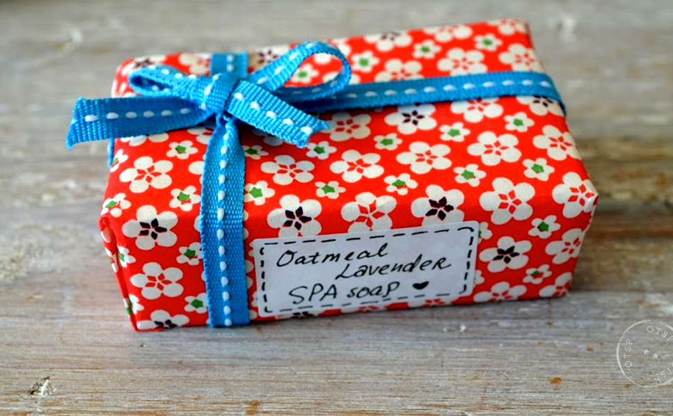 The Prettiest Soap Gift   in:  Home Spa