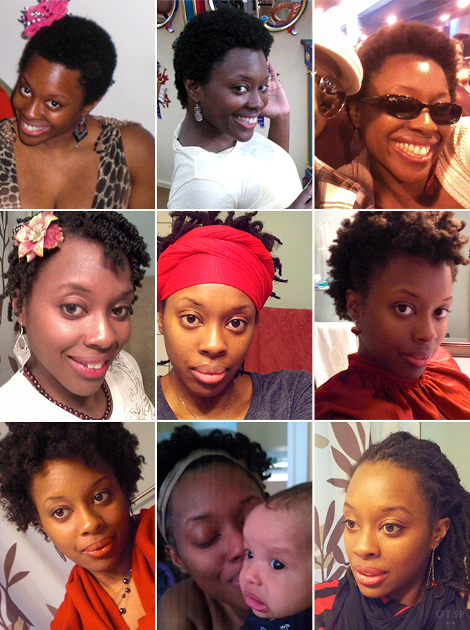 Facing the Big Chop in: Natural Beauty