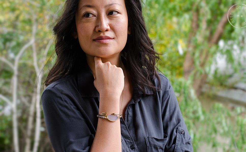 Beaded Druzy Bracelet in:Global Beauty