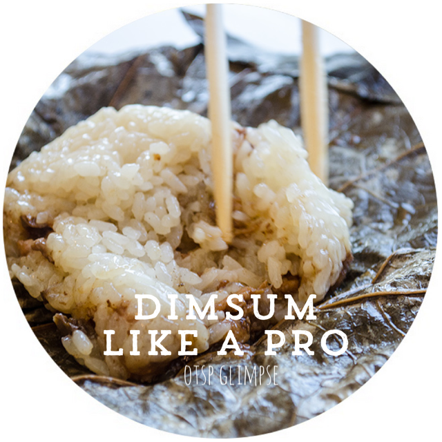 Your Dim Sum Cheat Sheet in: OTSP Glimpse