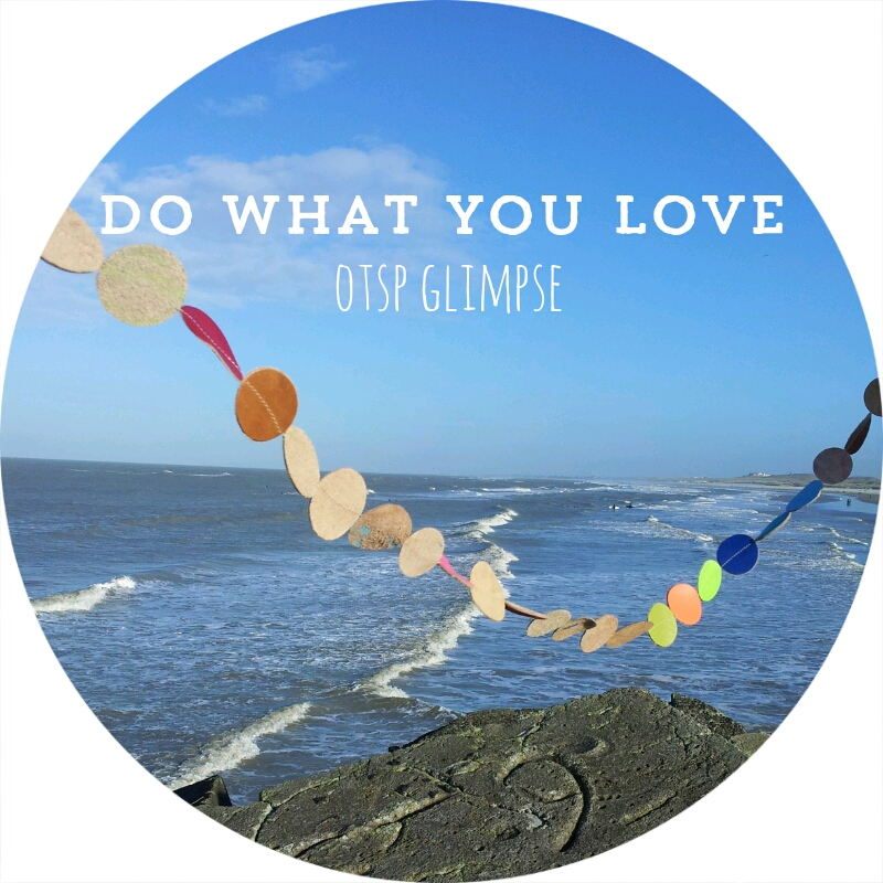 D     o What You Love   in:  OTSP   G  limpse