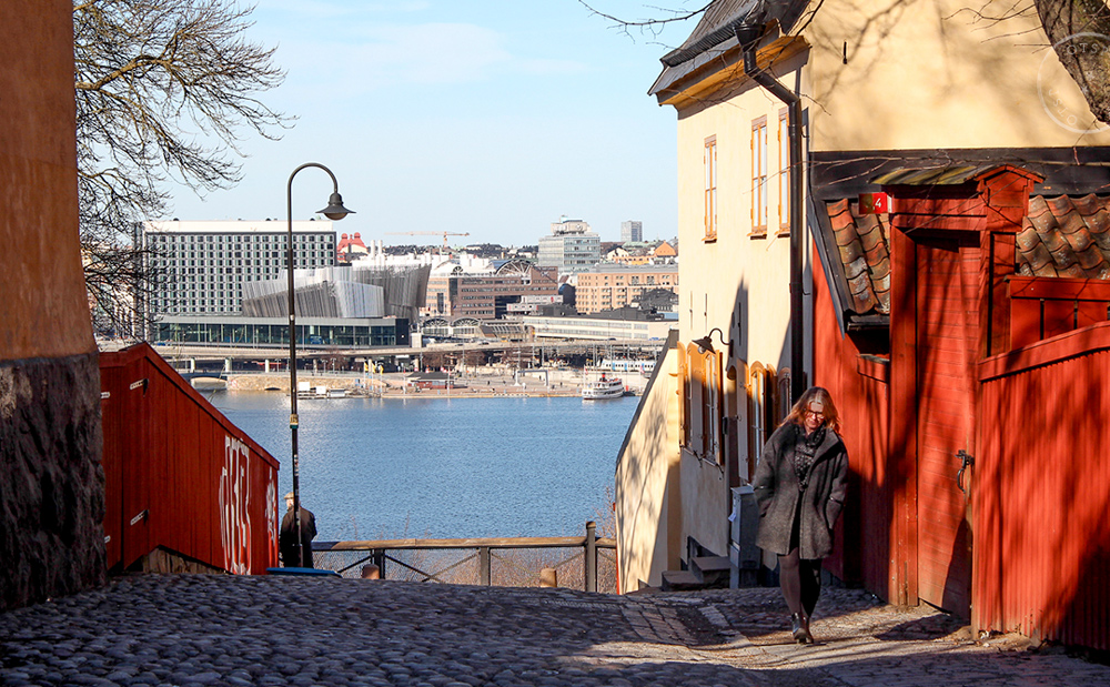 Take Us to Lunch : Scandinavian Living, Stockholm