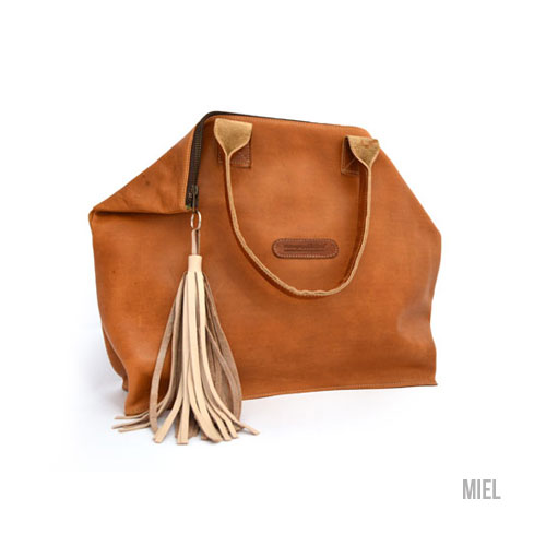 Costa Rican Leather Shoulder Bag