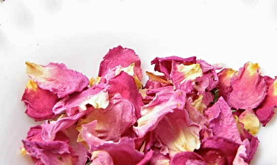 scented rose petals turkish