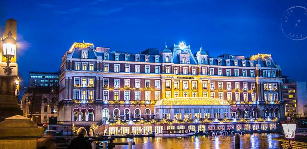 Amstel Hotel in Amsterdam (via amsterdamsehotelnacht.nl)