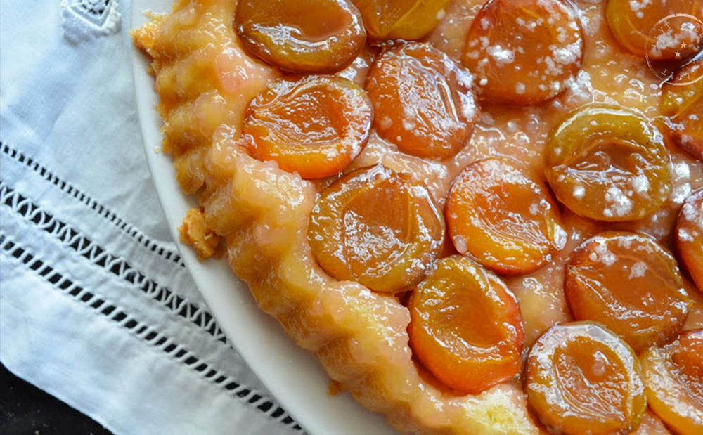 Plum Tarte Tatin, Seasonal Treat