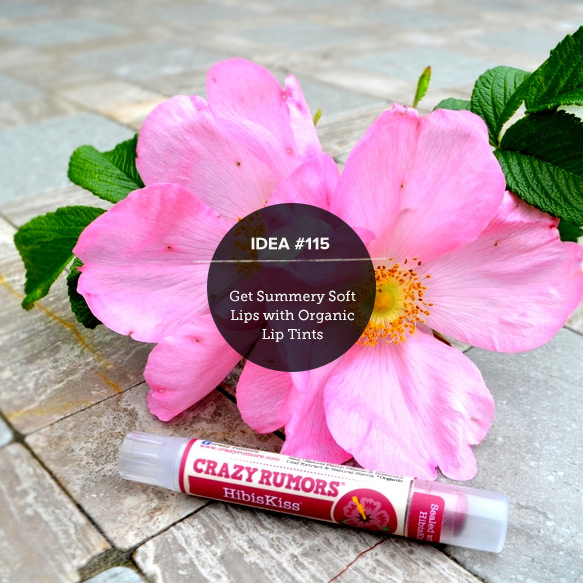 Get Summery Soft Lips Organic Lip Tints