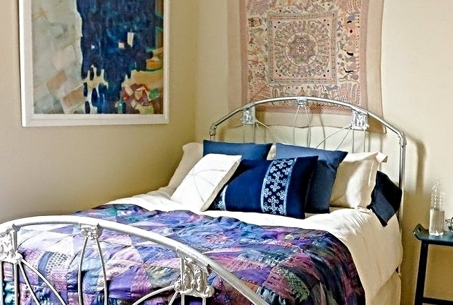 textile bed and wall.jpg