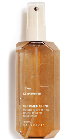 shimmer oil for hair