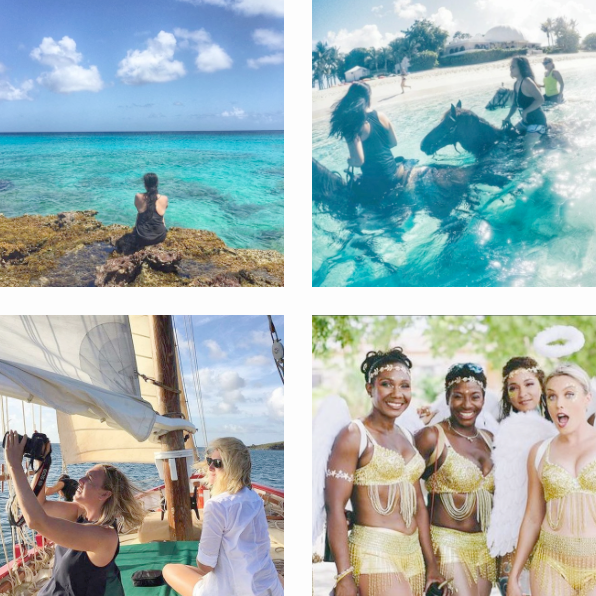 GLOBELLE TRAVELS ____ #CaptureAnguilla, Instagram Takeover