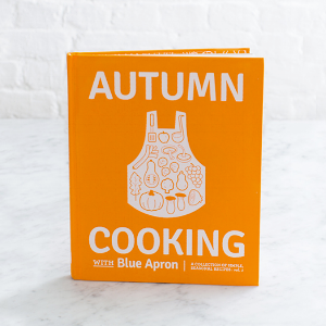 BLUE APRON ____ Featured Photography in their Autumn Cookbook