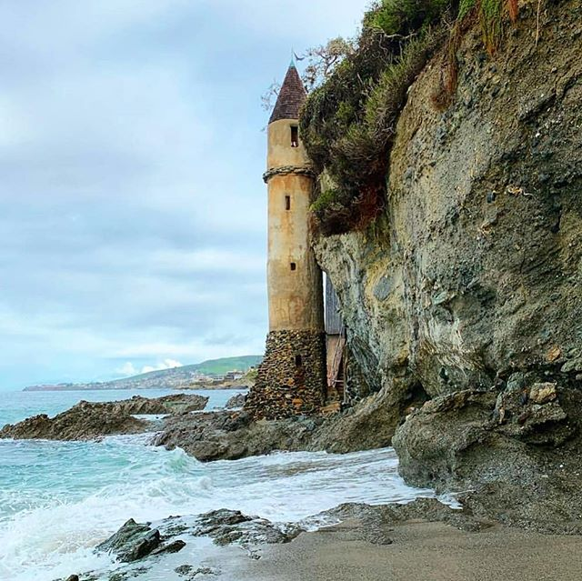 EXPLORE // Go on an adventure in your own town. You might find a pirate tower...!? Share your discovery today #LiveLikeYoureTraveling  Thanks for the inspiration @tameraferro !