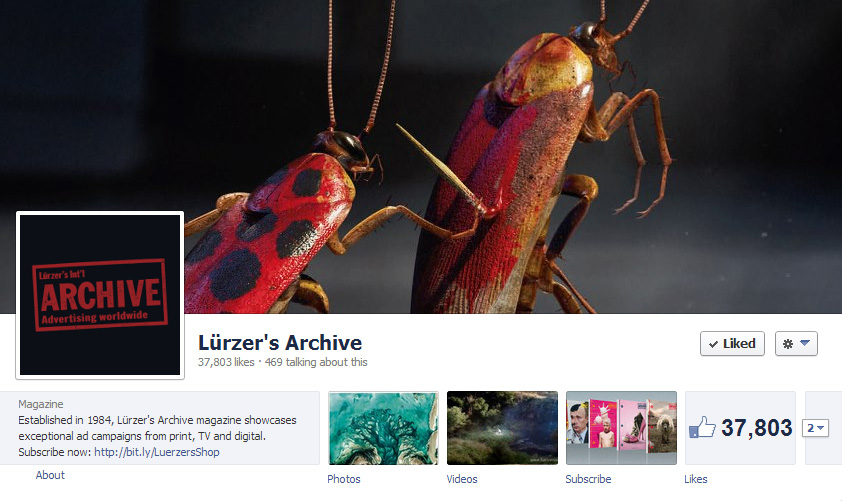 Luerzer's Archive on Facebook