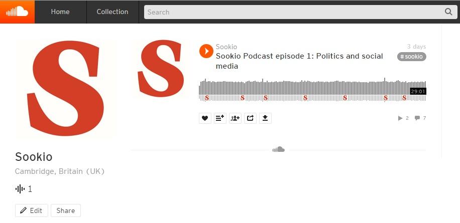 The Sookio Podcast