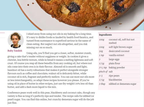 Writing about food on the web tuck into our simple guide sookio guardian recipe forumfinder