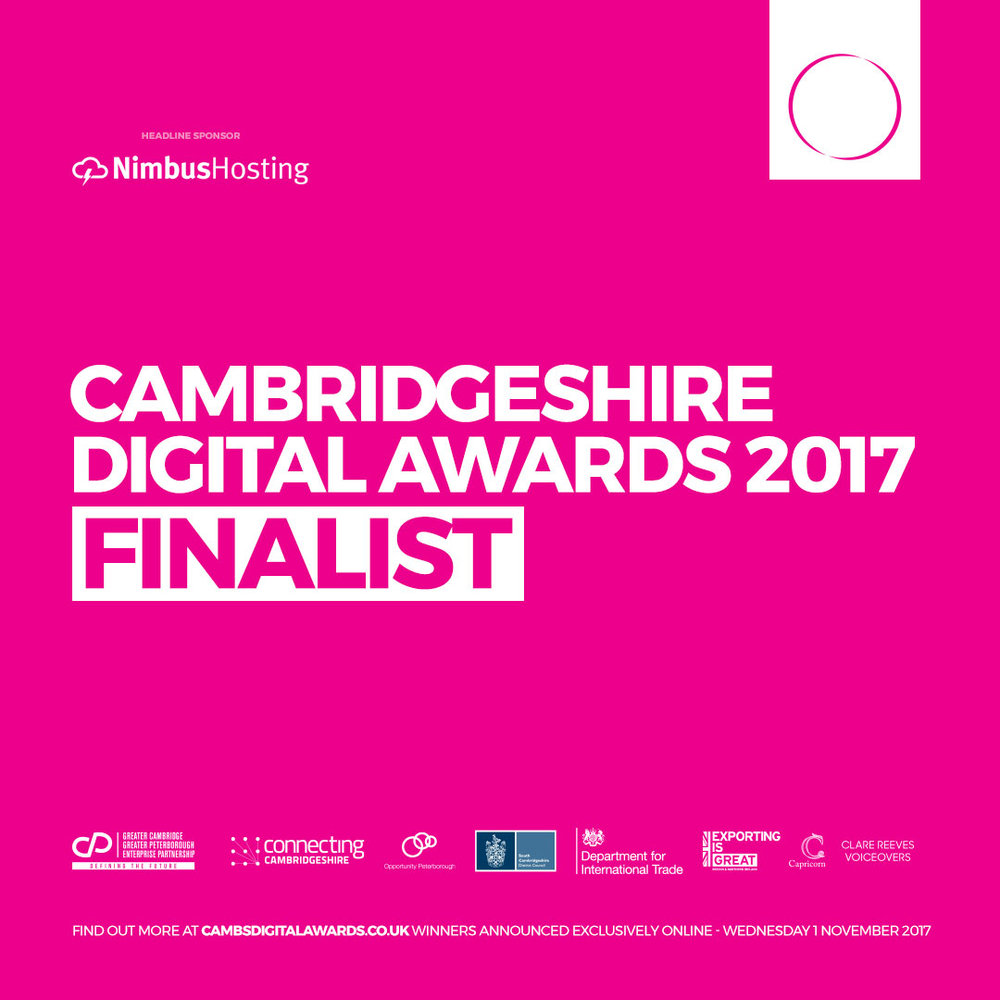 Cambridgshire Digital Awards