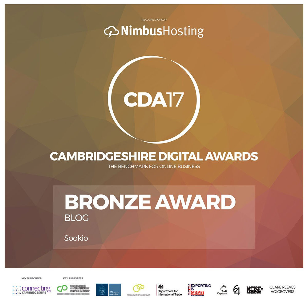 Cambridgeshire Digital Awards