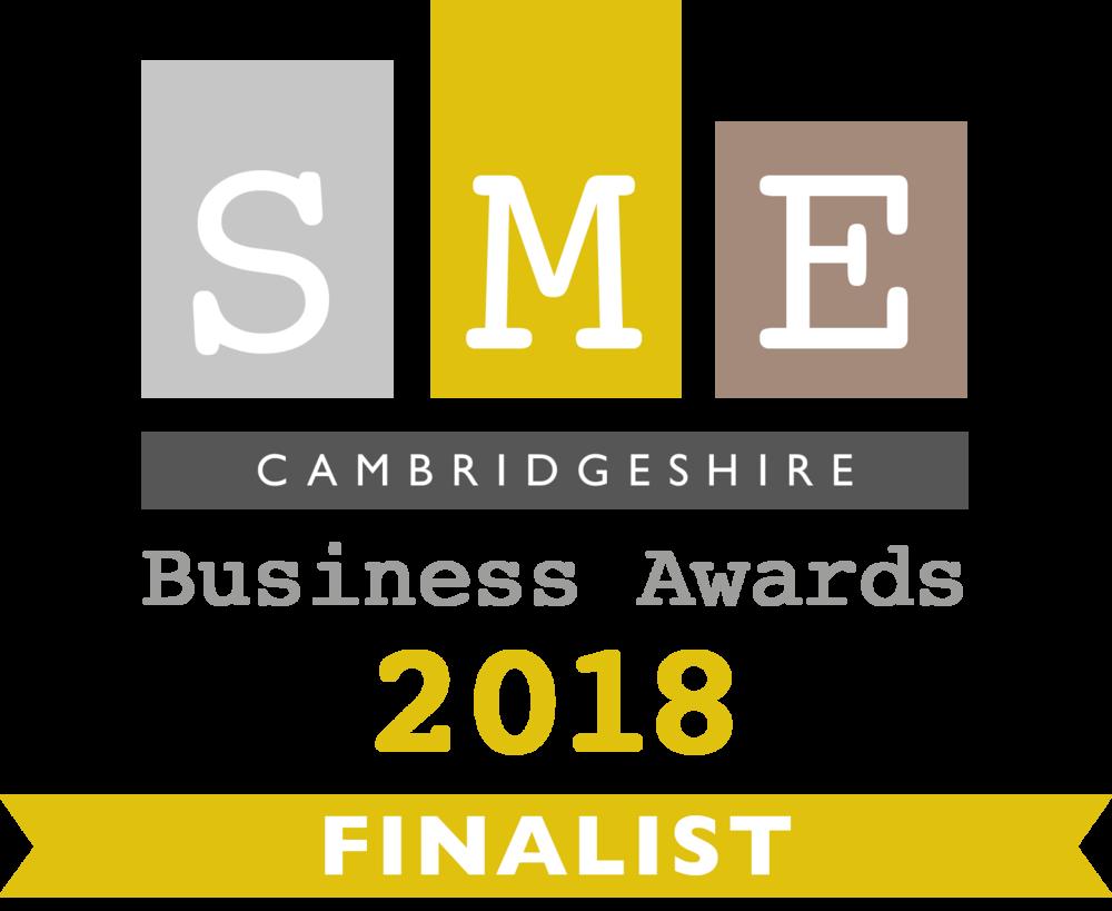 SME Cambridgeshire Awards finalist Sookio