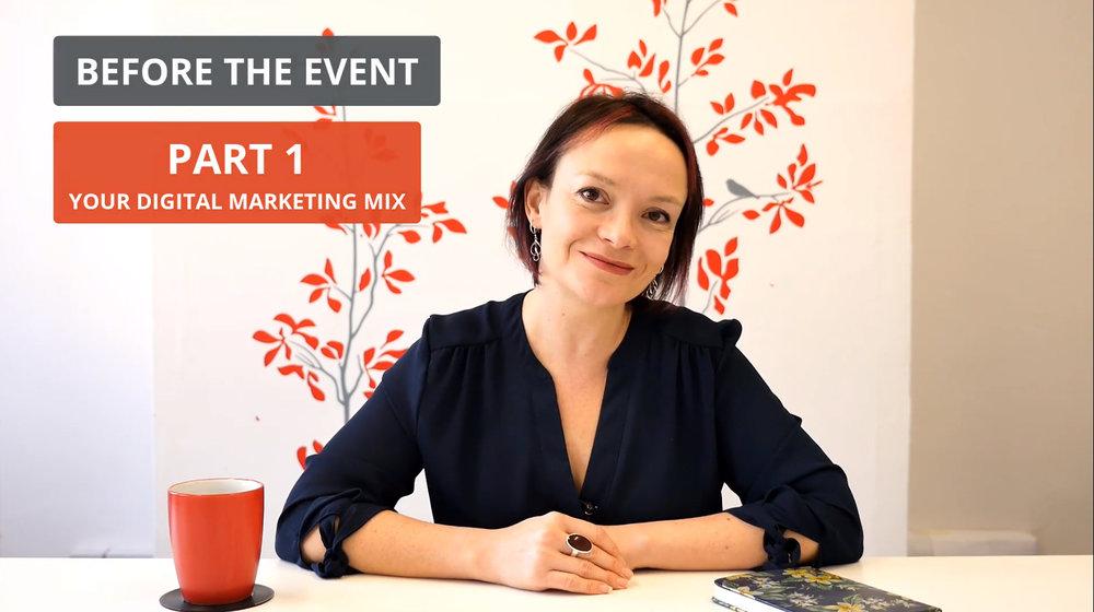 Sookio School digital marketing for events