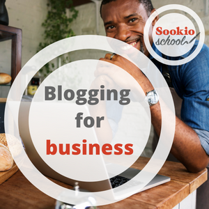 Sookio School Blogging for Business