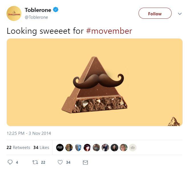 movember toblerone.JPG