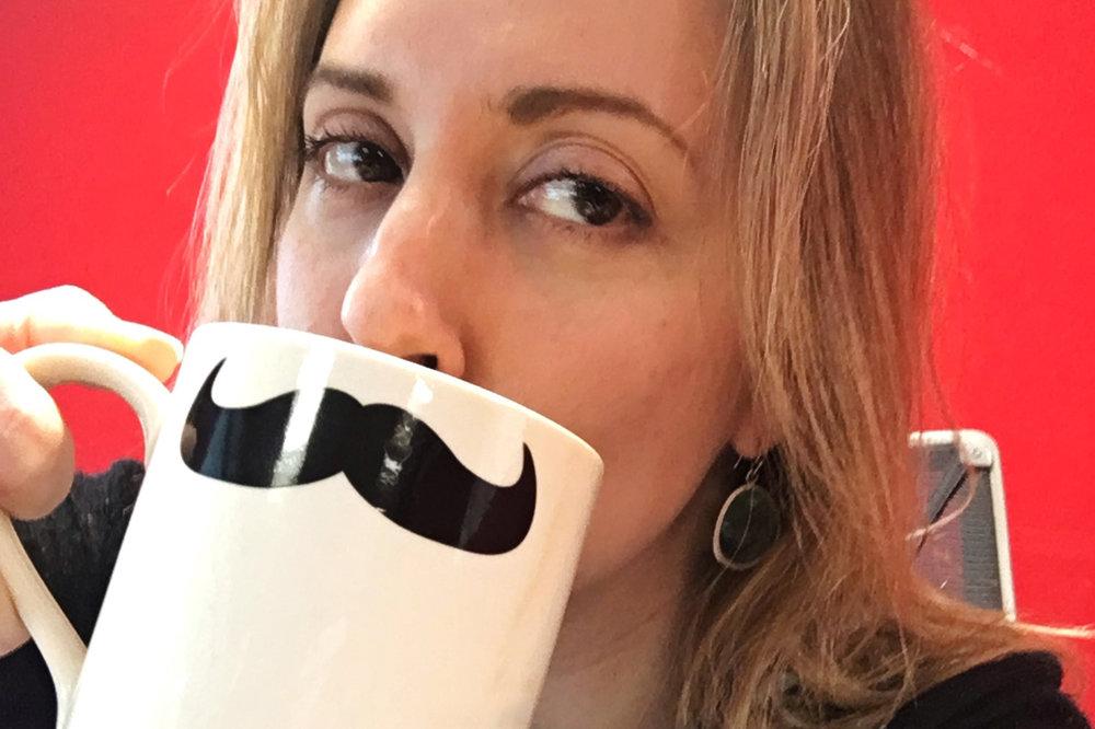 Marisa's Movember campaign