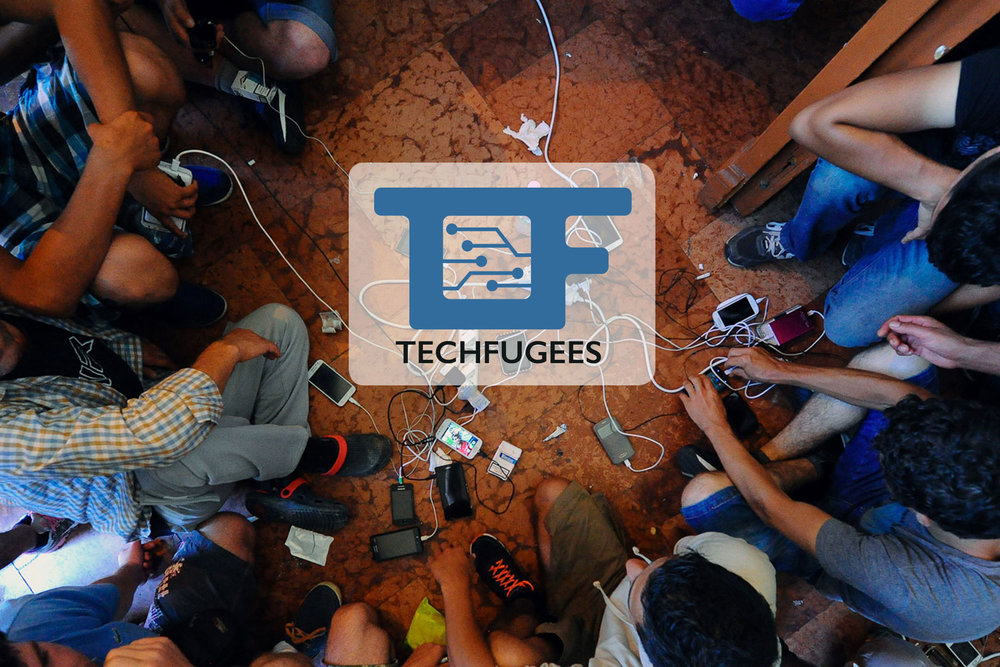 Case study: Techfugees -