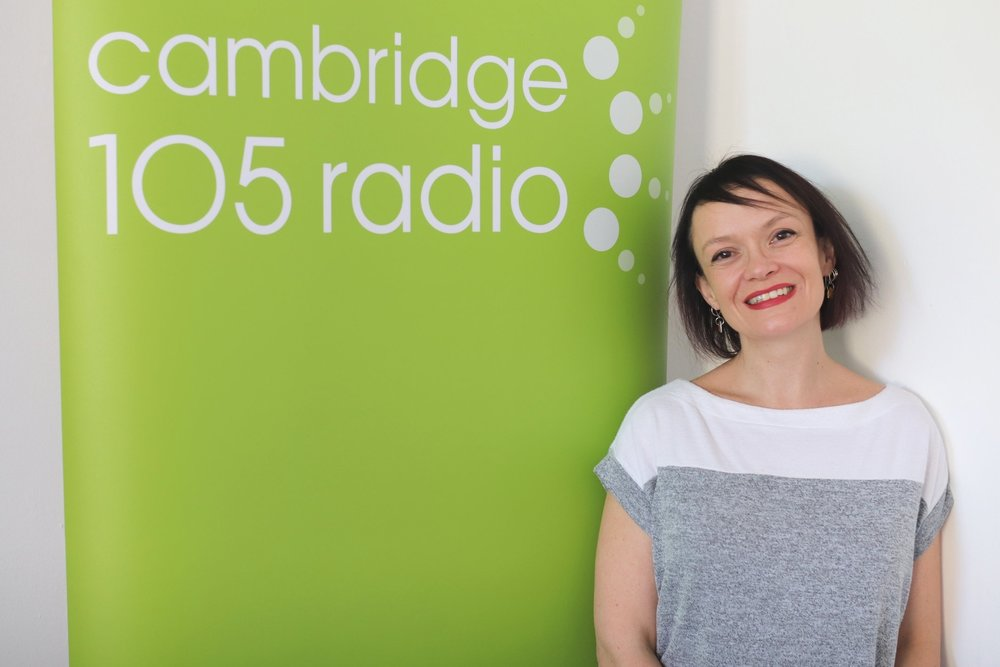 Sue Keogh joins Cambridge 105 Radio board