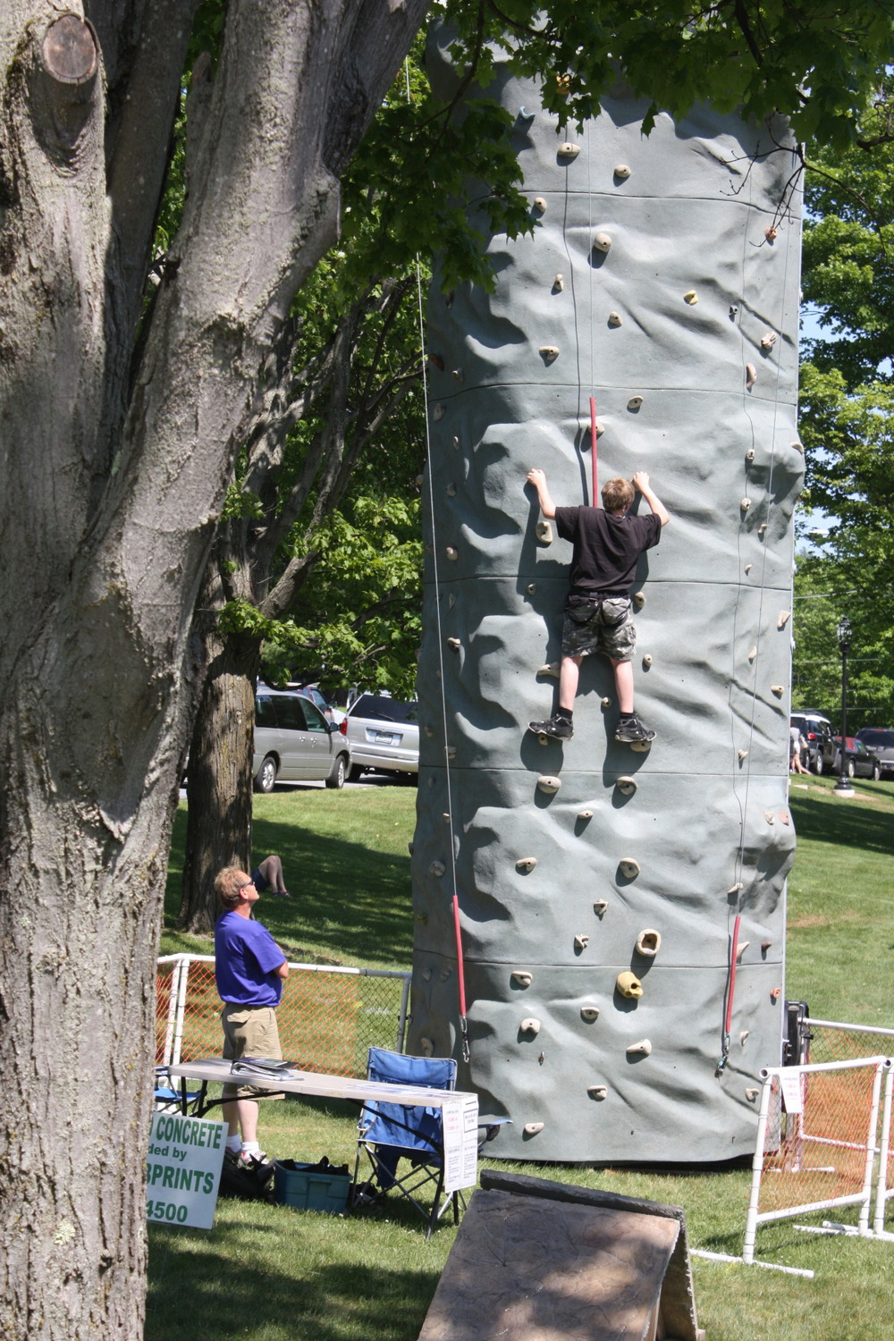 Climbing Wall For Kids