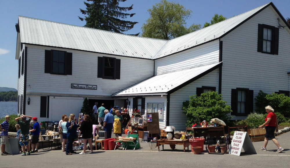 Schroon Lions Garage Sale