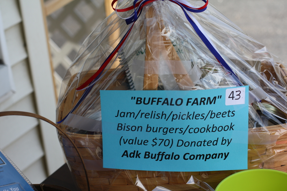 Prizes galore at the Annual Schroon Lake Chamber of Commerce Basket Raffle!